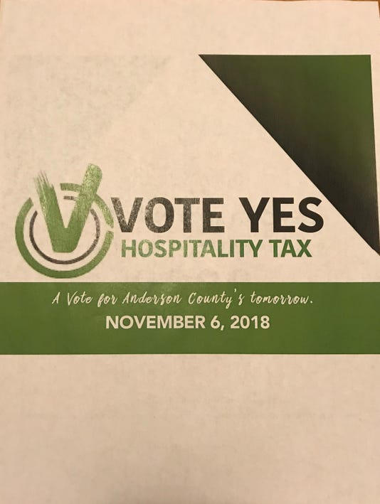 Hospitality Tax Promotion