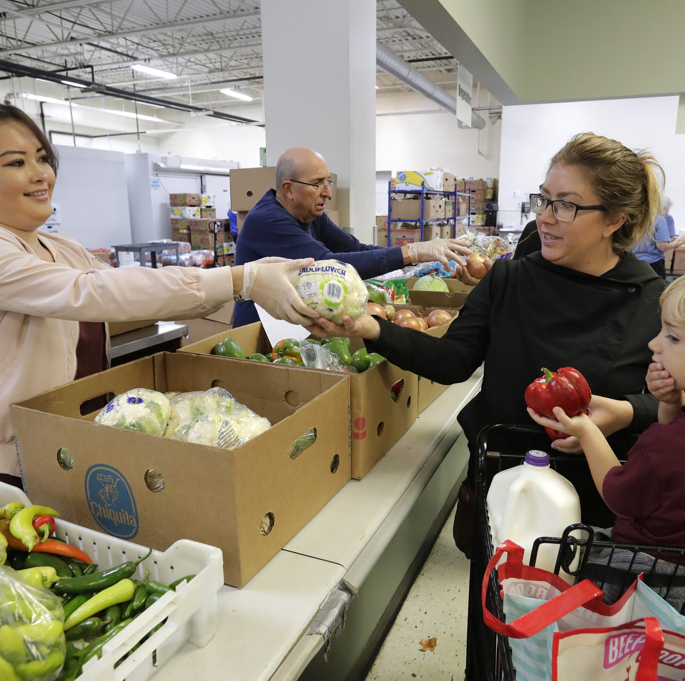 At St. Joseph Food Program, we see another side of life