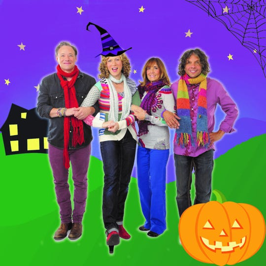 Kindie rock with Laurie Berkner for Halloween!