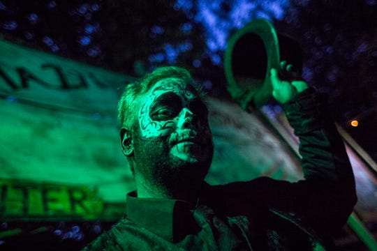 Reaper's Revenge in Scranton boasts over 90 minutes of scare time.