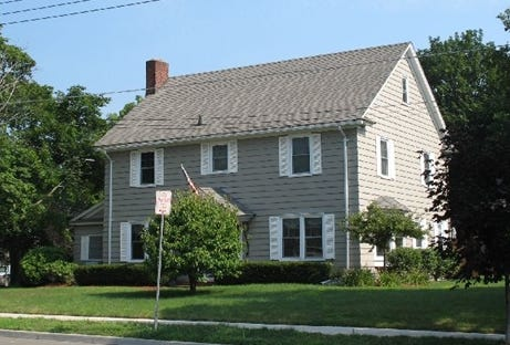 206 Leroy St., Binghamton, was sold for $296,500 on July 26.