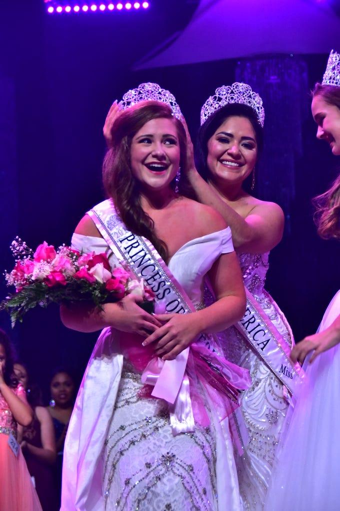 Brandy Engel, of Binghamton, was crowned 2018 Miss Princess of America in Missouri.