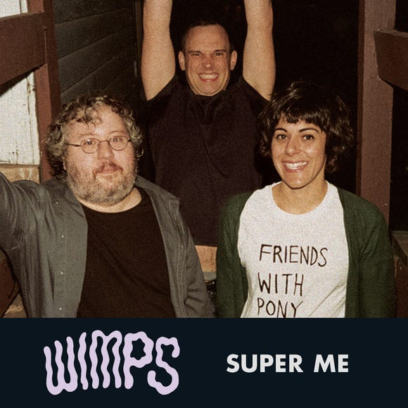 Seattle band Wimps play Oct. 6 at Spacecraft at Rolling Bay Hall on Bainbridge Island, with Happy Times Sad Times opening.