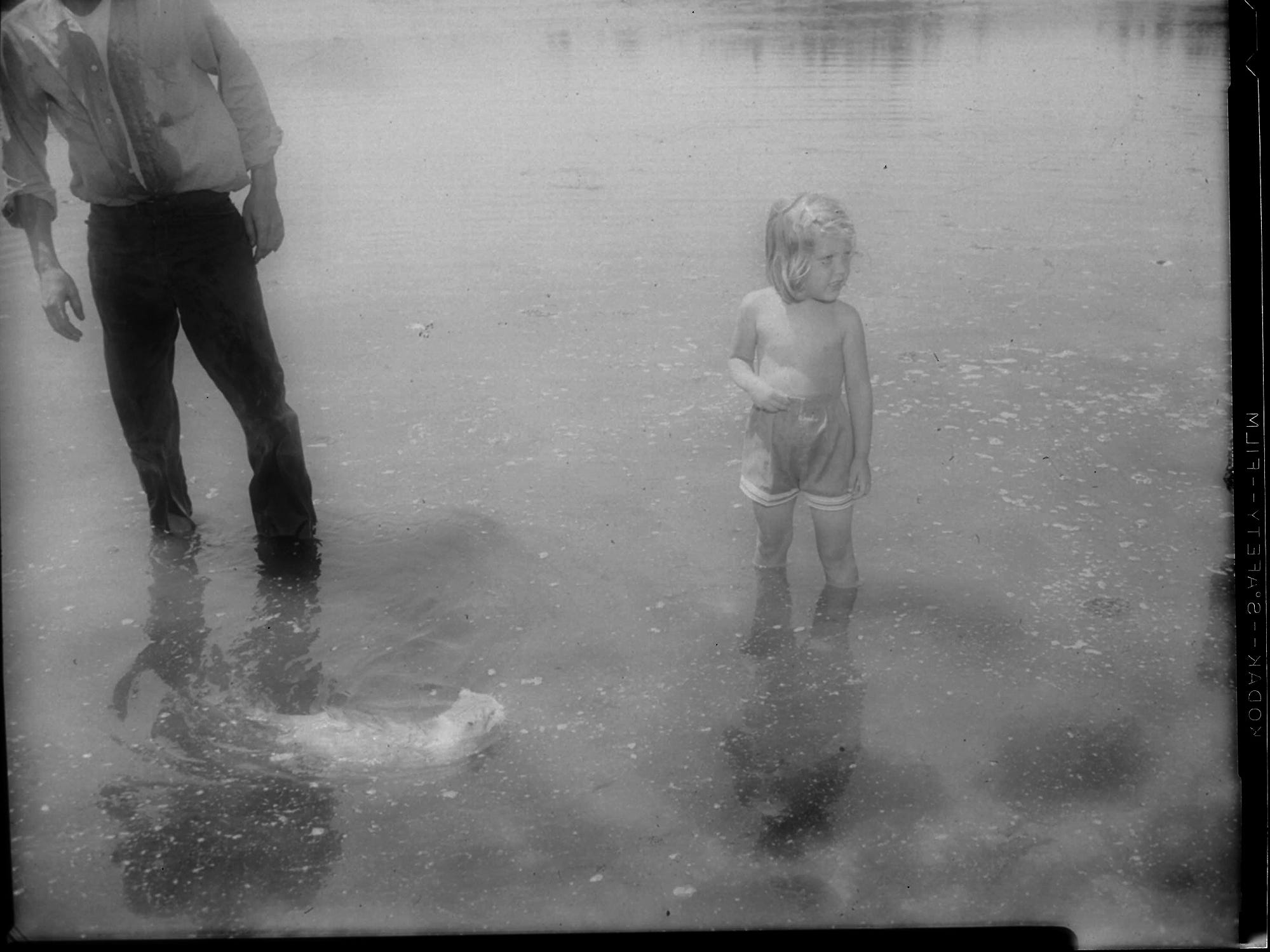 07/08/60Cat Swim