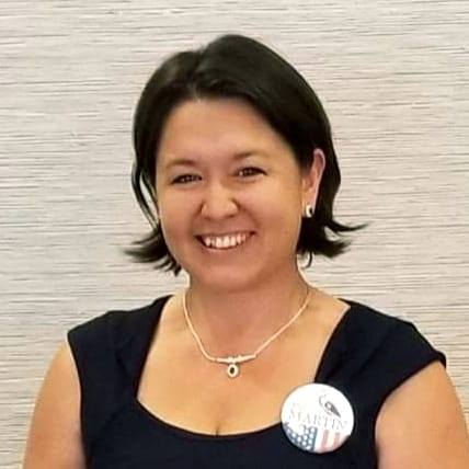 Democrat Mel Martin of Cocoa is running Florida Senate in District 14.