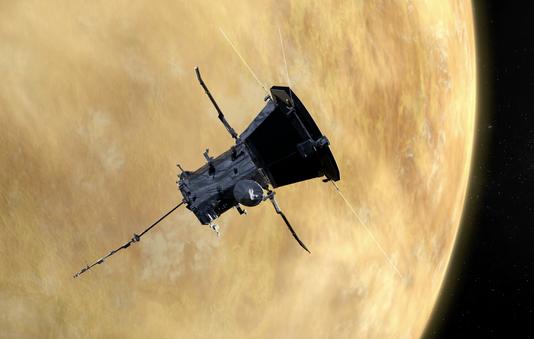 Psp Venus Flyby1