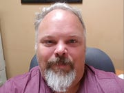 Justin Murrell, candidate for Viera East Supervisor Group 1.