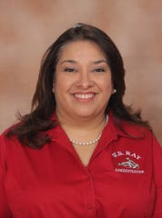 Roxanne Cuevas was appointed interim principal at Ray Ray High School on Oct. 3, 2018