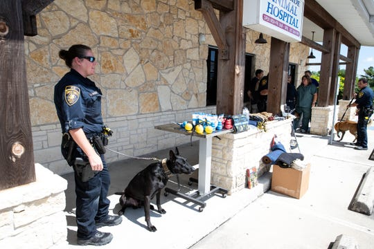 Proposition 10 would pave the way for law enforcement officers who work closely with drug- and bomb-sniffing dogs and other service animals to keep them after the animals retire.