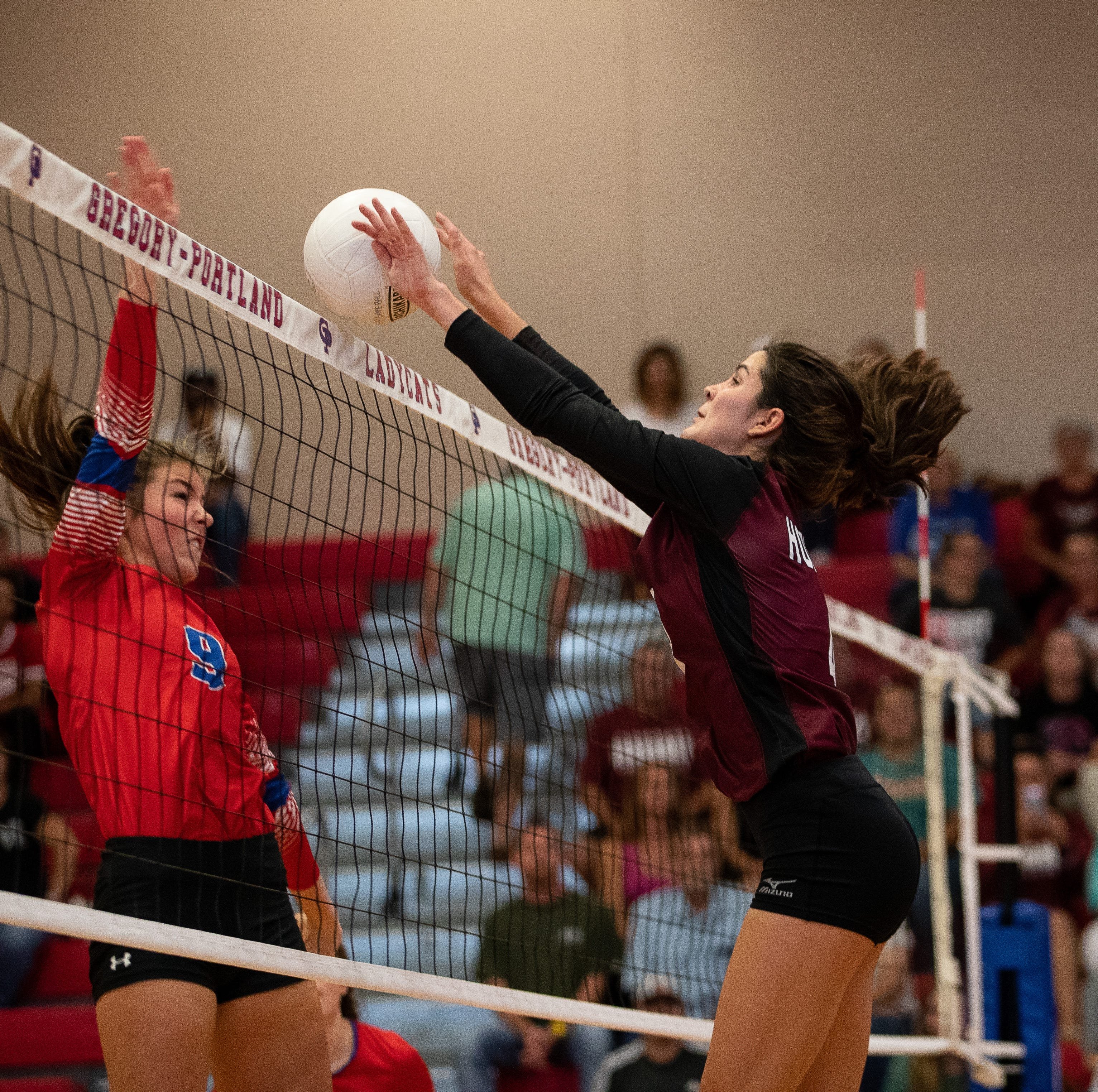 High School Volleyball All-District Teams 2018