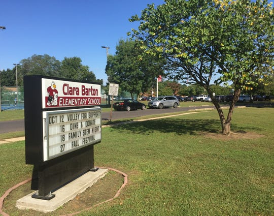 Clara Barton School would get a new multi-purpose room and other improvements under a $210 million proposal from Cherry Hill's school district.