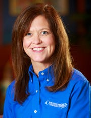 Jill Goodwin, PT, MSPT, Director of Physical Therapy for the Kentucky offices of OrthoCincy