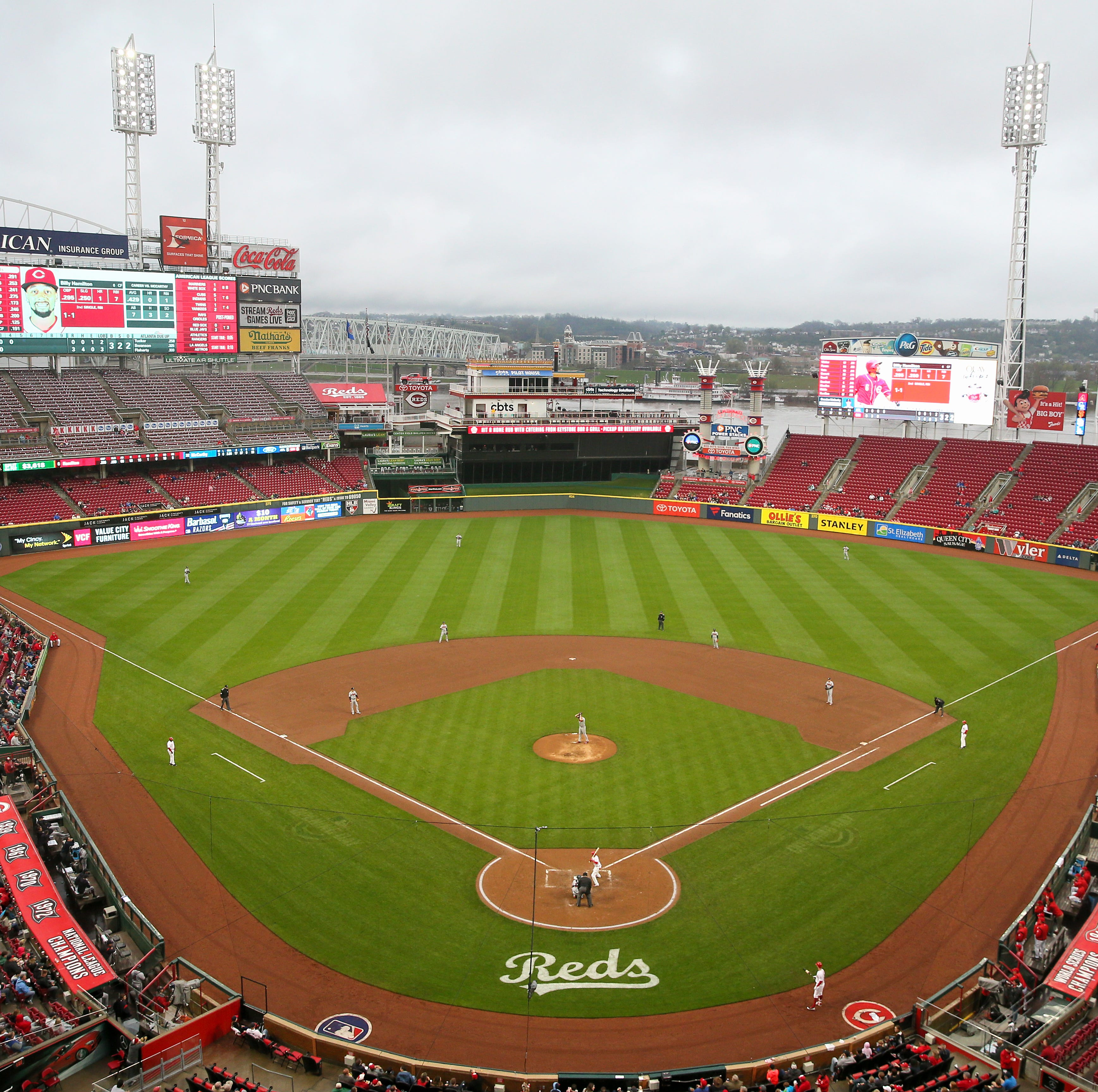 Cincinnati Reds' 2019 single-game tickets go on sale Monday