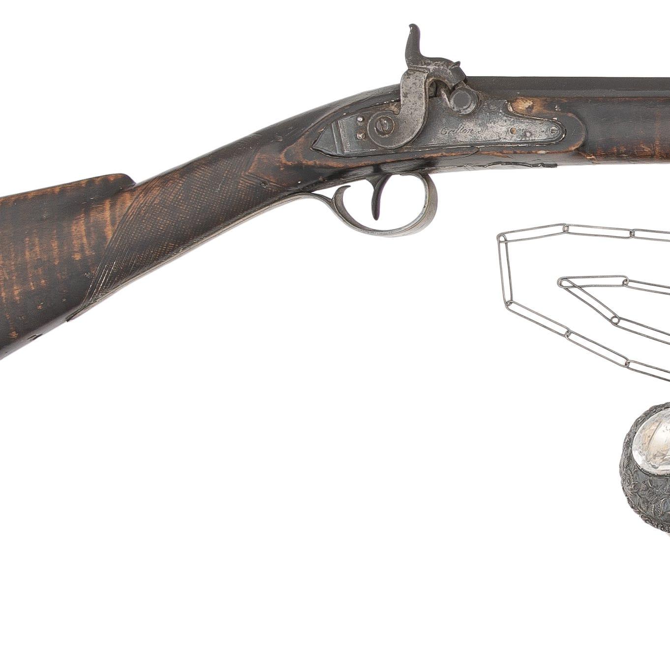 Audubon rifle sells for $192,000