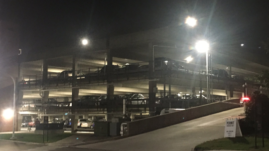 Multiple cars broken into in the University Avenue parking garage on UC's campus