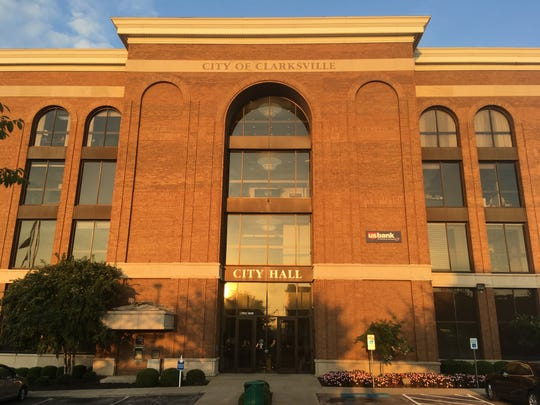 Clarksville City Hall