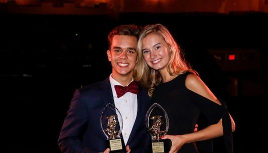SKIT Perry Awards 2018 couple