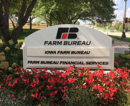 Farm Bureau Sign