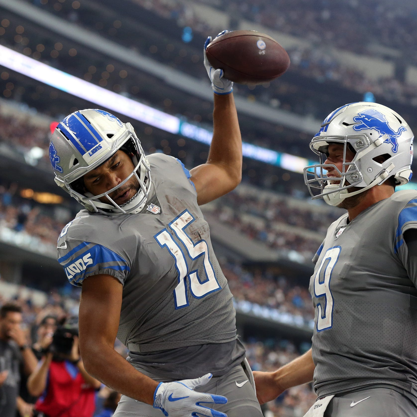 Detroit Lions just threw this season in trash by trading Golden Tate