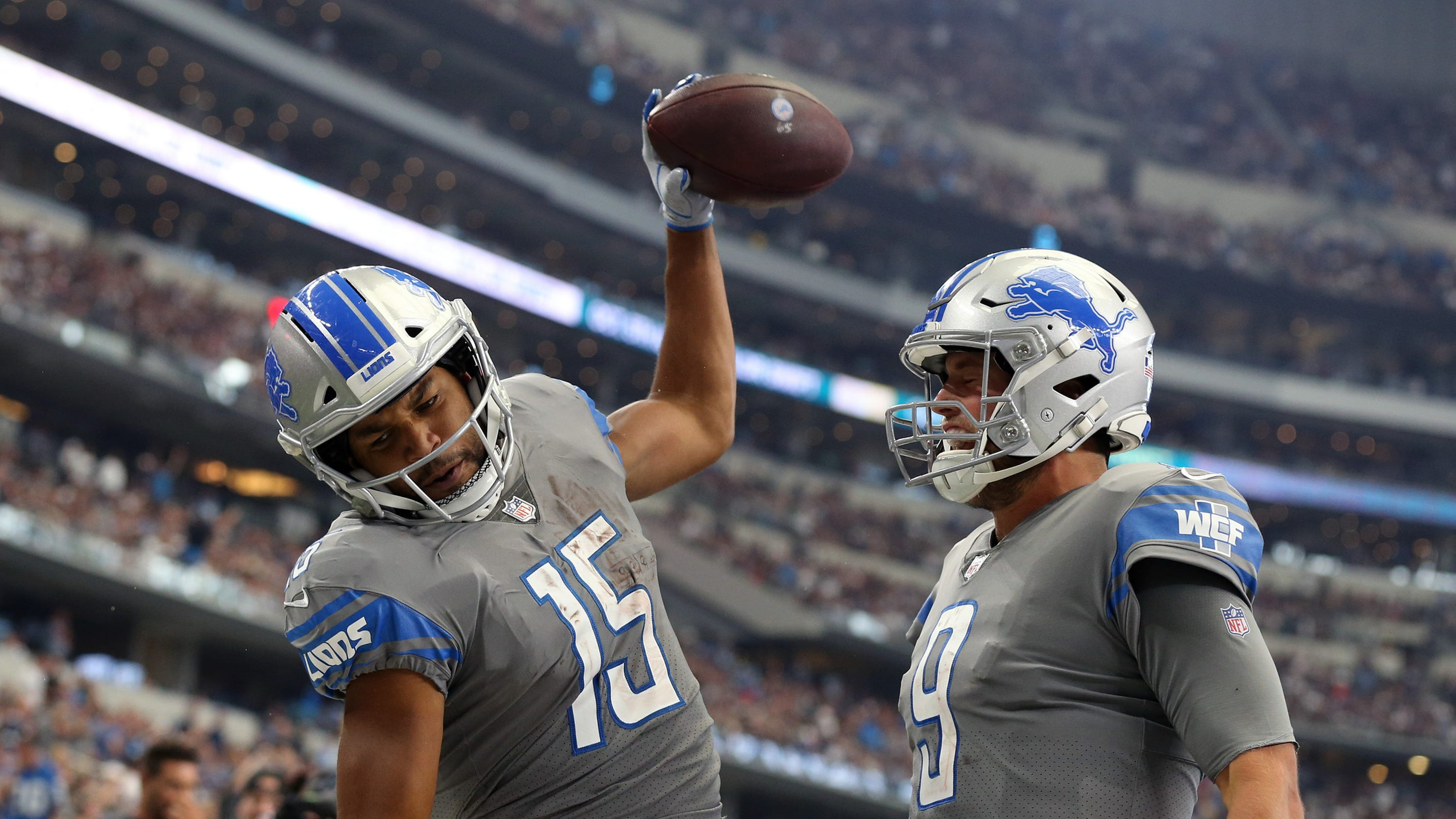Detroit Lions just threw this season in trash by trading Golden Tate 0b22e1bab