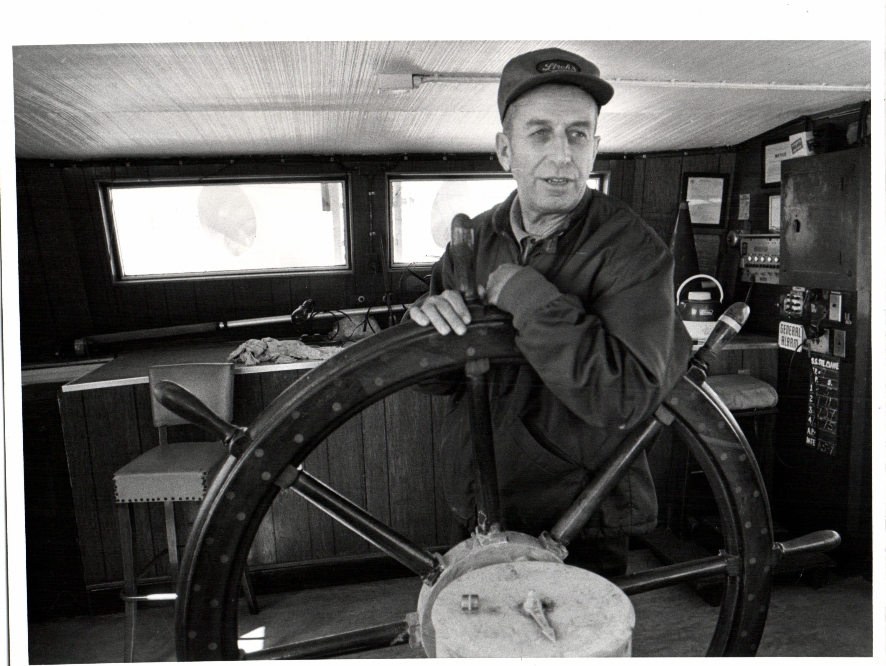 BobLo boat of the Boblo Island Amusement Park.