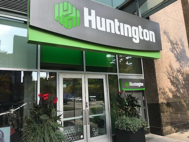 Huntington Bank has announced plans to consolidate select branches in Michigan in early 2019.