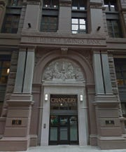 Chancery offices of the Catholic Archdiocese of Detroit, 12 State St., Detroit