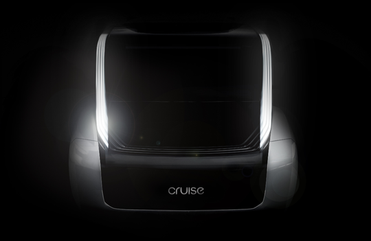 General Motors and Honda have announced a partnership to develop an autonomous vehicle for Cruise.