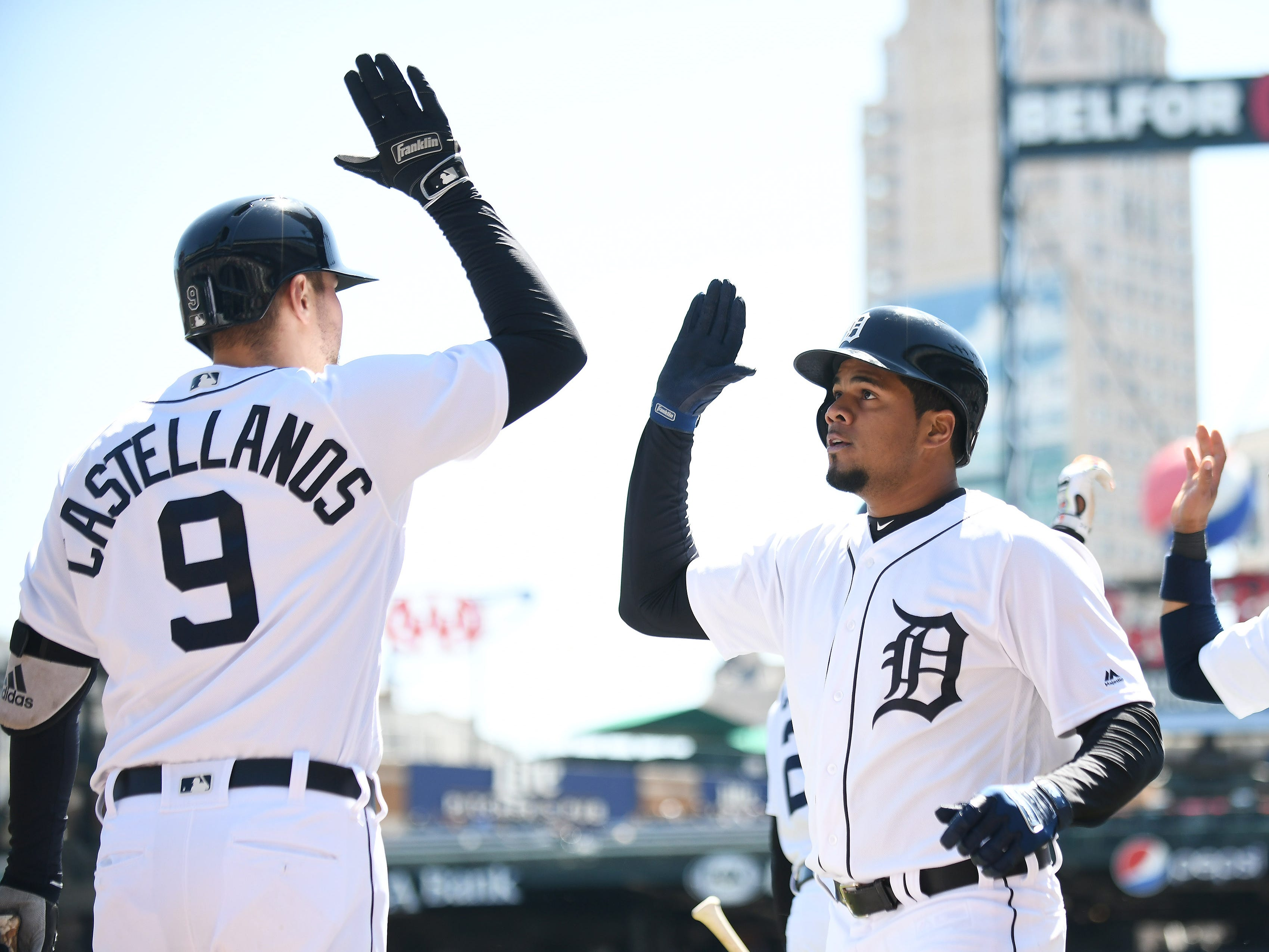 Go through the gallery to see The Detroit News' final grades for the 2018 Detroit Tigers, compiled by Chris McCosky.
