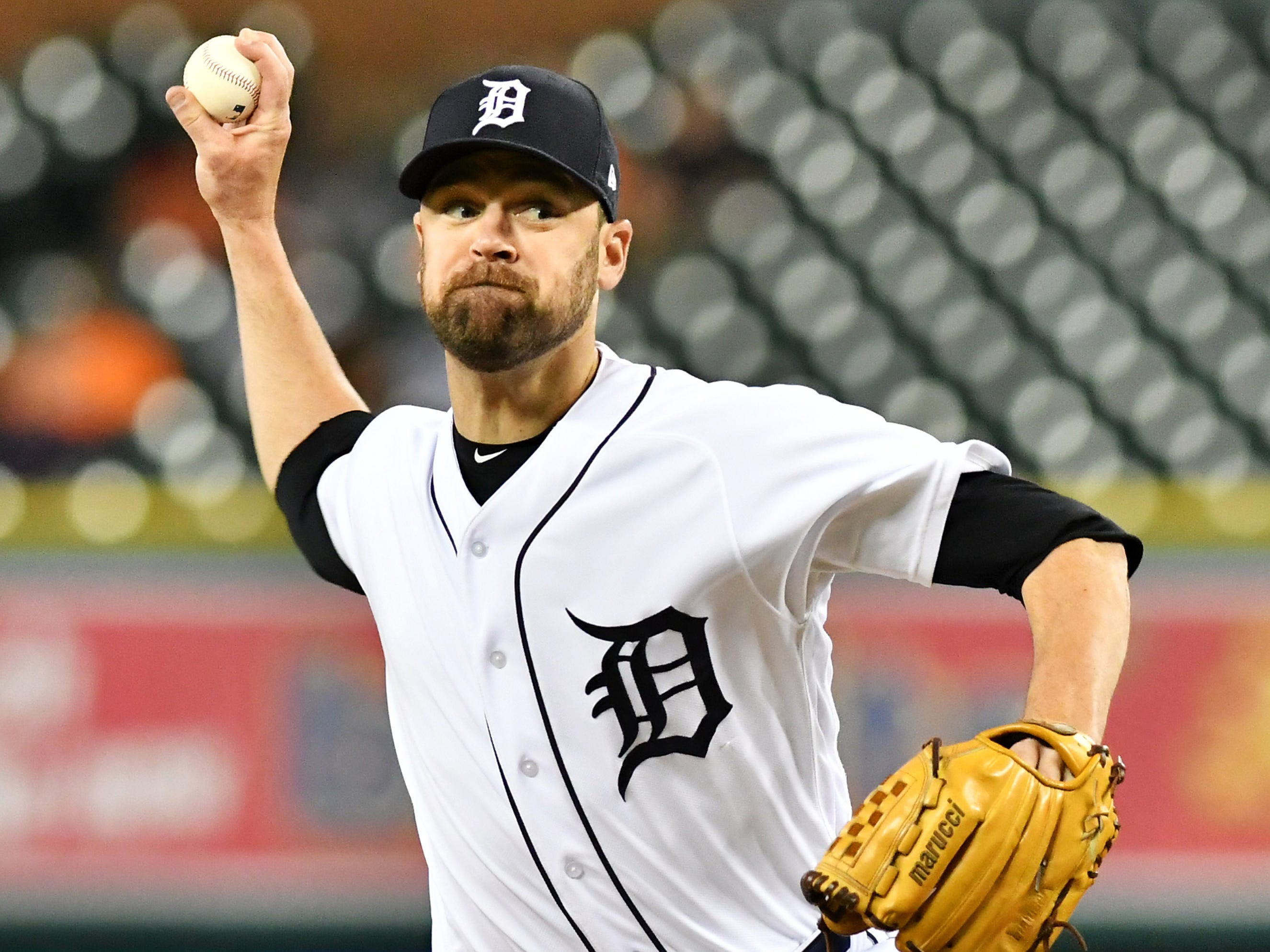 Louis Coleman (4-1. 3.51, 1.31): He was a useful change-of-pace reliever for the Tigers. His three-quarter delivery and array of off-speed and breaking balls gave opponents a different look. He allowed runs in just six of 26 outings after the All-Star break, holding hitters to a .205 average. He walked 10 in that span, which is what typically got him into trouble.    Mid-term grade: B Second-half grade: C Final grade: C-plus