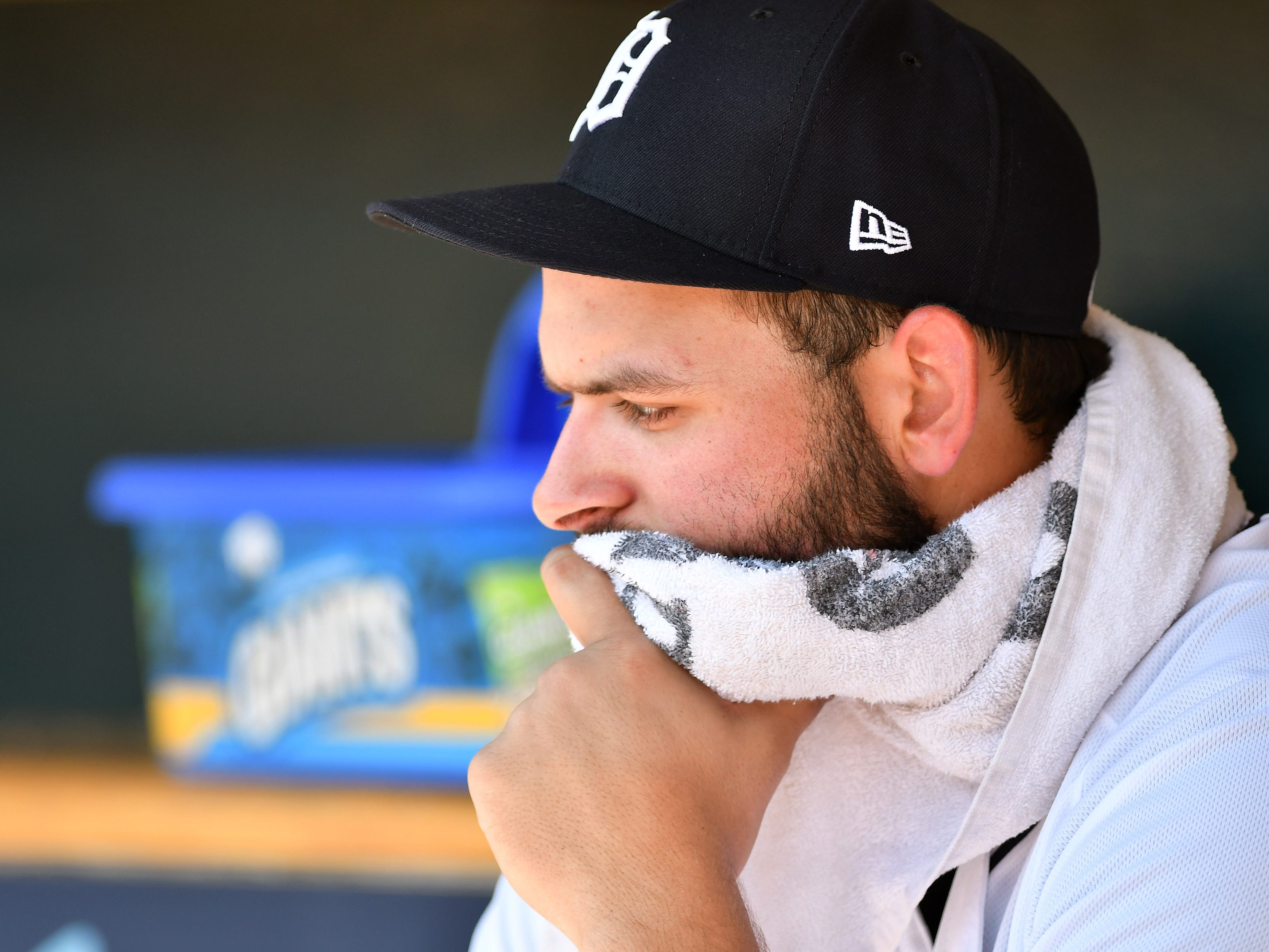 Michael Fulmer (3-12, 4.69, 1.31): A nerve issue in his elbow ended his 2017 and set him back at the start of this season. He strained an oblique coming out of the All-Star break and then had his season cut short in early September when he tore his meniscus. And in between all of that was the real angst. He battled his mechanics and himself in most of his 24 starts. The good news is that he had no issues with his arm and his velocity was still upper-90s, but the former AL Rookie of the Year will need to re-establish himself next spring. Mid-term grade: C Second-half grade: D Final grade: D-plus