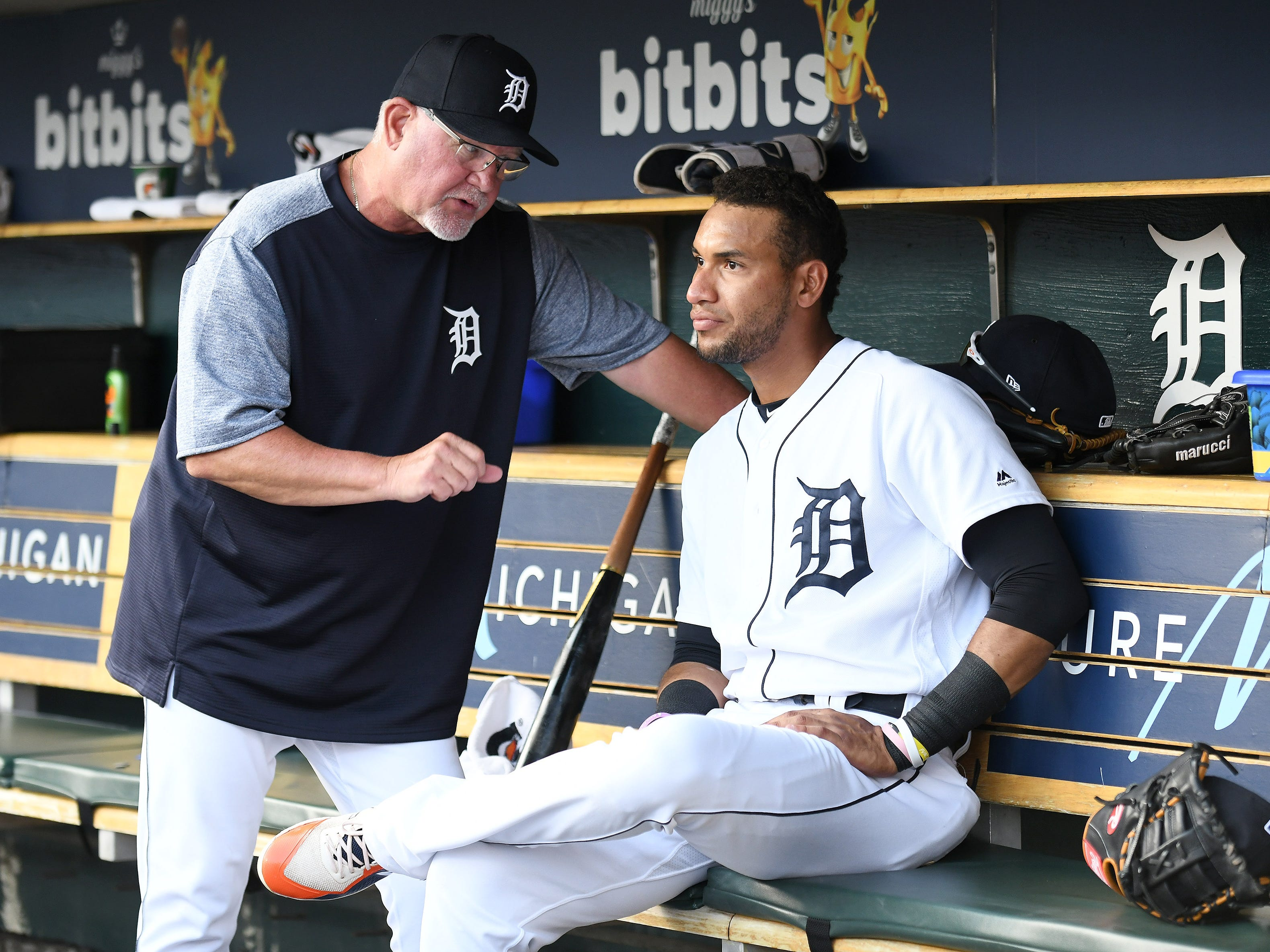 MANAGER: Ron Gardenhire: He set a standard, a base level of expectation –play hard and compete for nine full innings. Start with that. Respect the game enough to play it fundamentally correct. And have fun. Setting the battle level and keeping things light and fun, despite the 98 losses, were his two biggest successes. With a hat-tip to quality control coach Joe Vavra and infield coach Ramon Santiago, the Tigers made good use of the beefed-up analytics department. They were third in baseball in defensive runs saved with the shift. Gardenhire and pitching coach Rick Anderson also, by the end of the season, had patched together a strong, albeit overworked, bullpen.    Mid-term grade: B-plus Second-half grade: B-plus Final grade: B-plus
