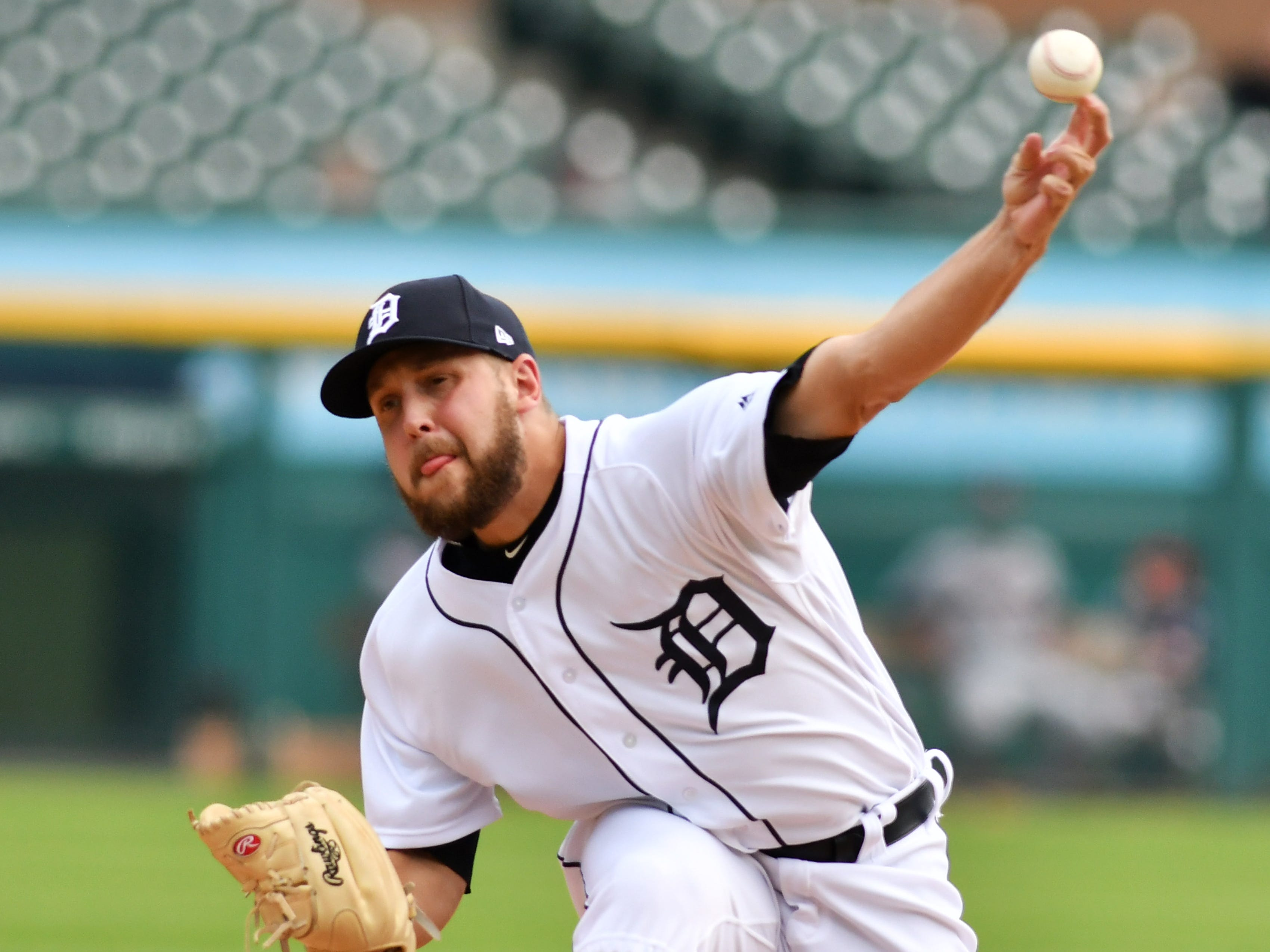 Matt Hall, LHP: He rose seemingly from nowhere this season, moving rapidly through Erie and Toledo. He was a reliever in Erie and a starter at Toledo. It is unclear where the Tigers will place him next spring.