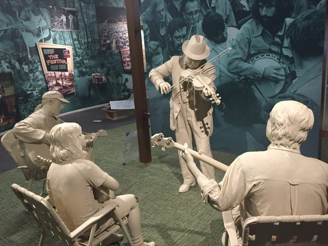 The Bluegrass Music Hall of Fame & Museum has its grand opening activities Oct. 18-20 in Owensboro, Ky.