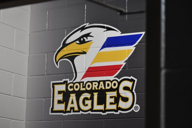 The Eagles host Chicago 7:05 p.m. Saturday at the Budweiser Events Center.