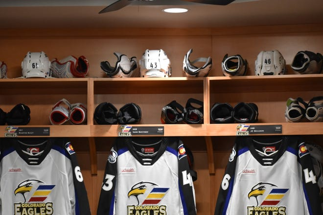 The Colorado Eagles will play a rare midweek home game at 7:05 p.m. Wednesday against San Antonio at the Budweiser Events Center.
