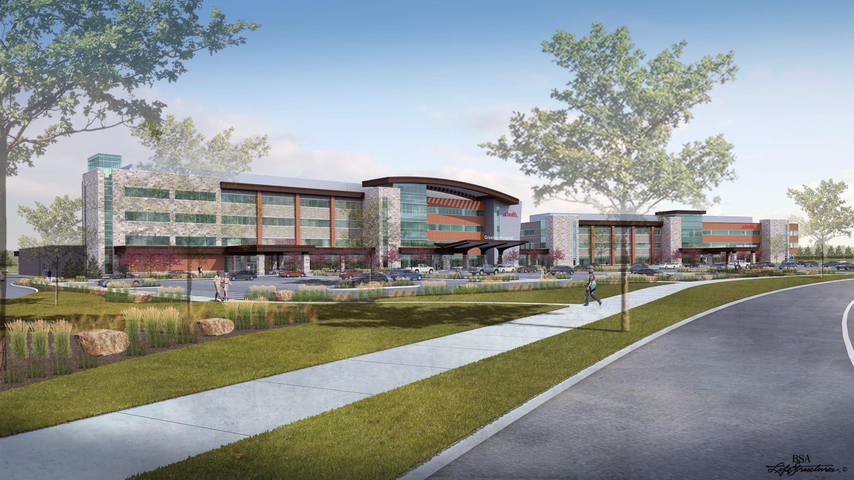 Greeley's UCHealth hospital filling 400 new jobs