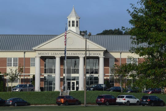 Mount Lebanon Elementary School, in Anderson School District Four in Pendleton, was named as one of four National Blue Ribbon Award winners for 2018.