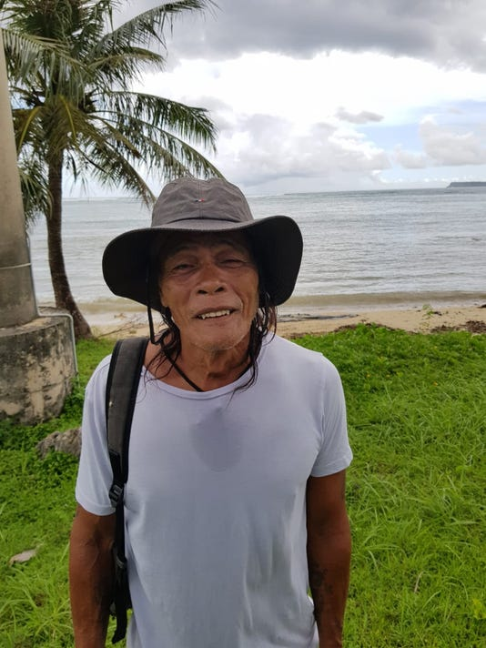Johnny Salas Cruz reported missing in Guam