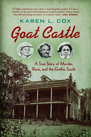 """Karen Cox, author of """"Goat Castle: A True Story of Murder, Race, and the Gothic South,"""" is a graduate of Southern Miss."""