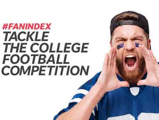 From best marching band to favorite fight song, vote each week using #FanIndex and your #TeamName.