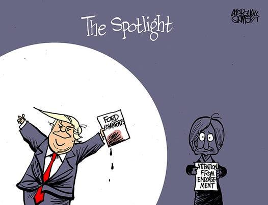 100418 Thursday Trump
