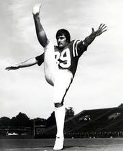 Former Ole Miss punter Jim Miller has been named to the SEC's Class of 2018 Football Legends