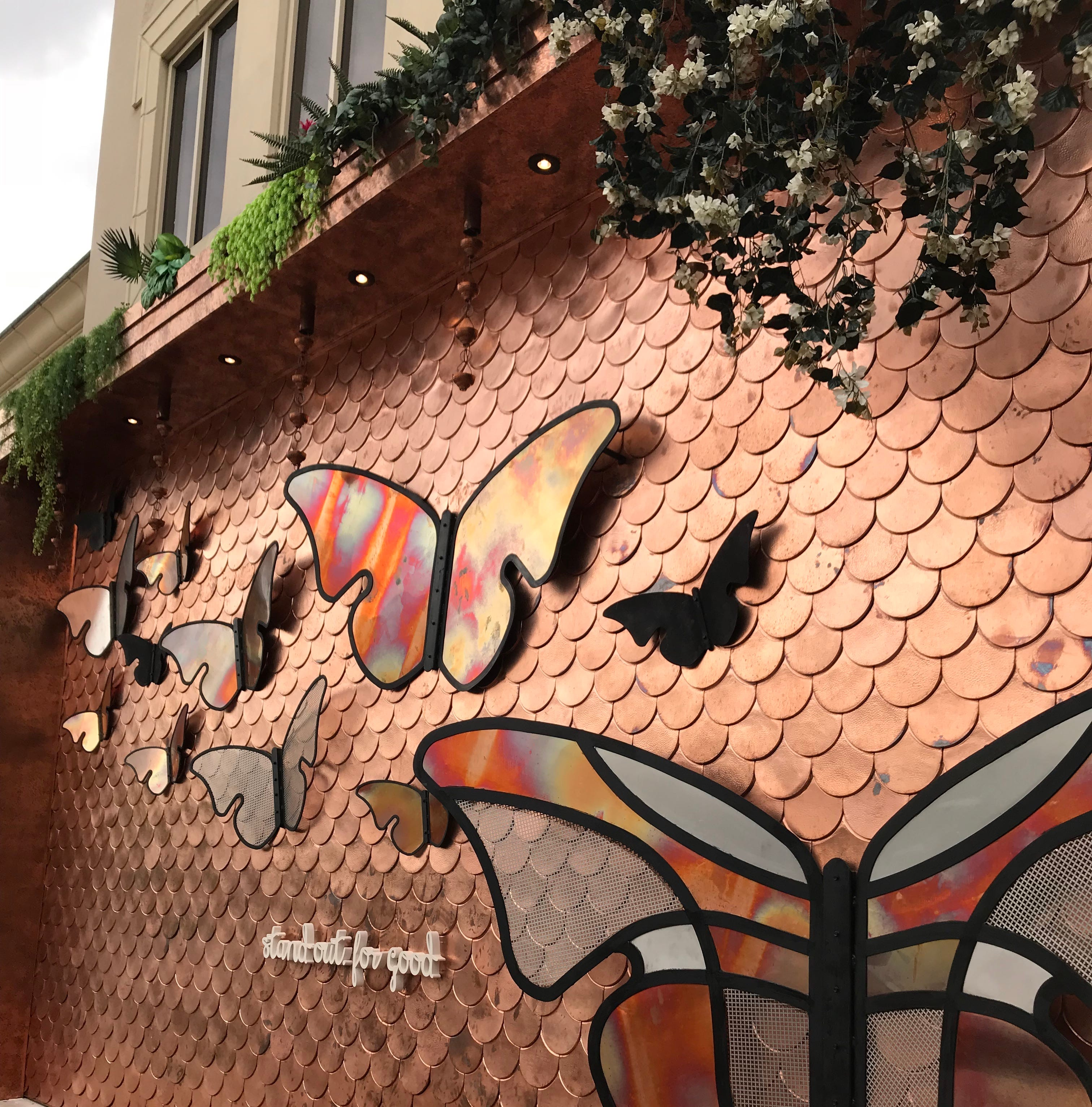 Try on your wings before shopping at this reimagined Renaissance boutique