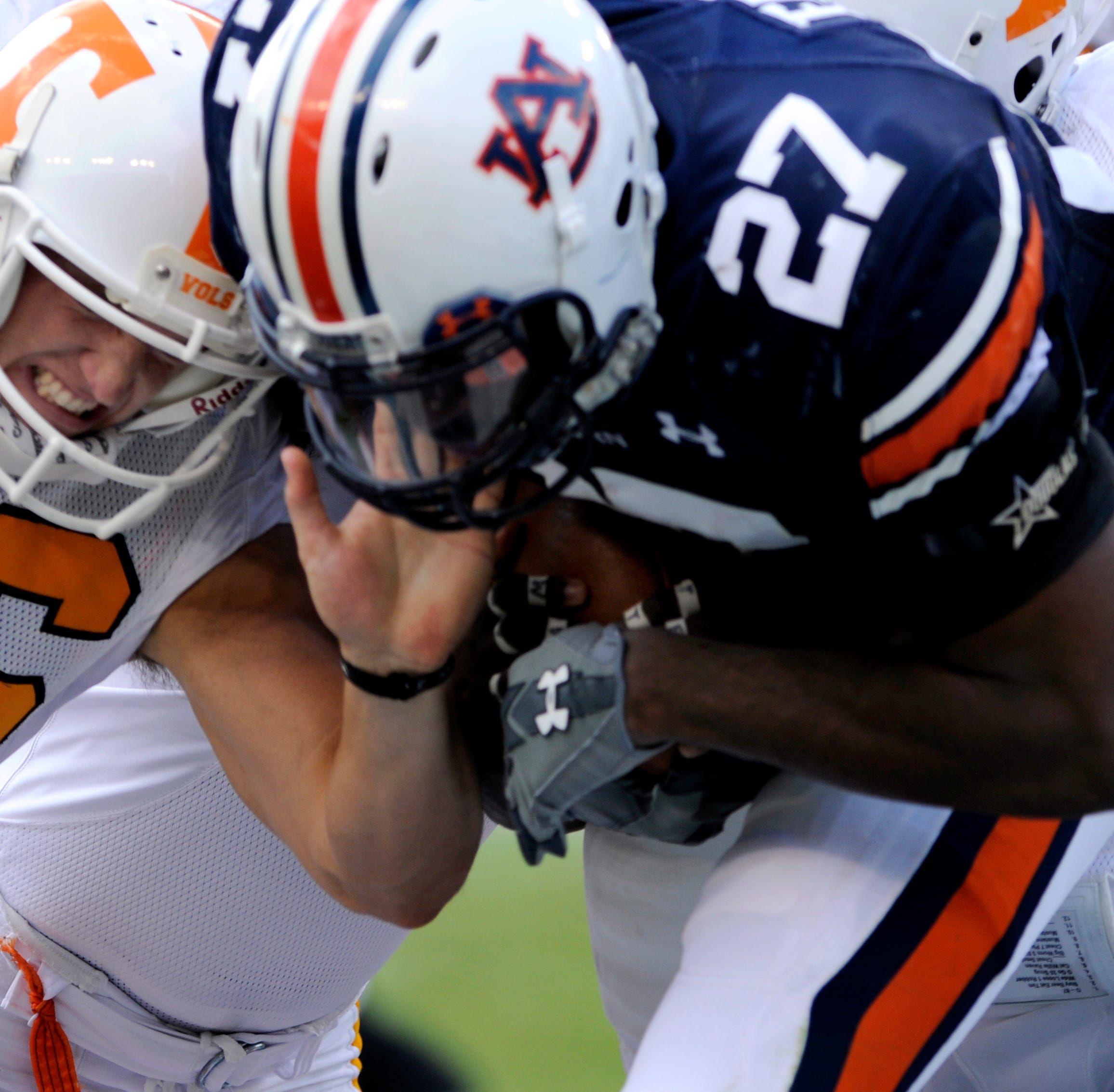 Mike Strange: Auburn-Tennessee doesn't have the drama it once did