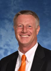 John Stier is the associate dean for the Herbert College of Agriculture at the UT Institute of Agriculture.