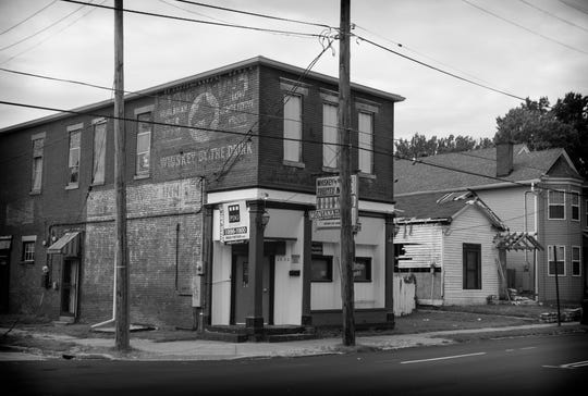 The  Whirlaway Tavern, which is closing after 72 years in business. Sept. 6, 2018.