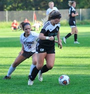 Clear Fork's Kaylin Helinski was named Division II first team All-Ohio.
