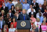 President Donald Trump on Tuesday expanded his criticism of the woman who has accused Supreme Court nominee Brett Kavanaugh of sexual assault.