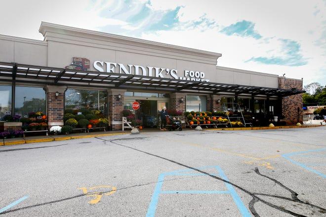 Sendik's Food Market in the Elm Grove Park and Shop in downtown Elm Grove.